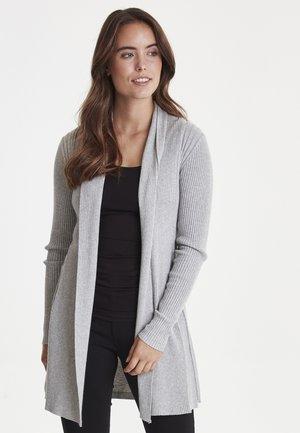 ZUBASIC - Vest - light grey melange