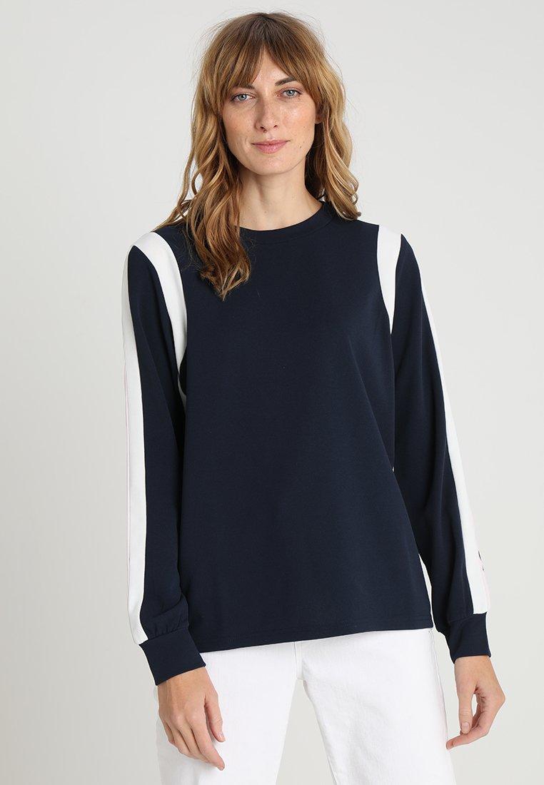 Fransa - BESPORT - Sweater - black iris