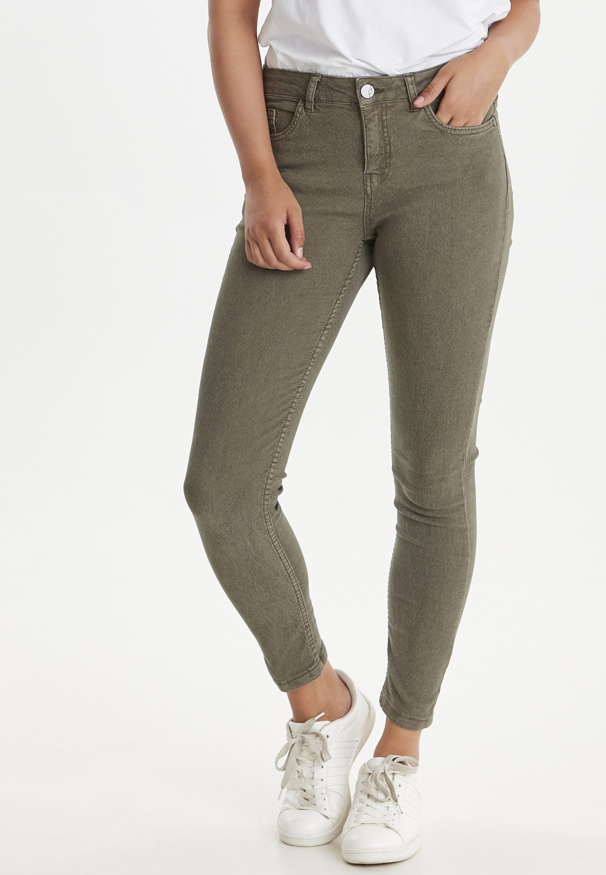 Fransa Frcayellow- Jeans Skinny Fit Hedge kJy0hT5A
