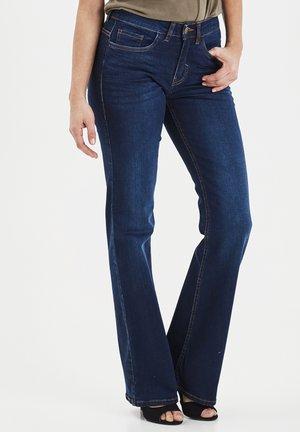 FRHODEMI 4 JEANS - Jeans Bootcut - indigo blue denim