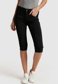 Fransa - Jeans Skinny Fit - black - 1