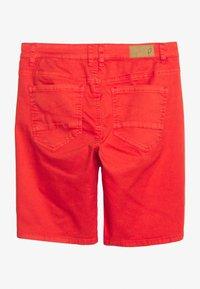 Fransa - Shorts di jeans - cherry tomato - 1