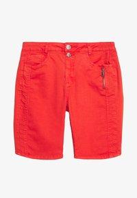 Fransa - Shorts di jeans - cherry tomato - 0