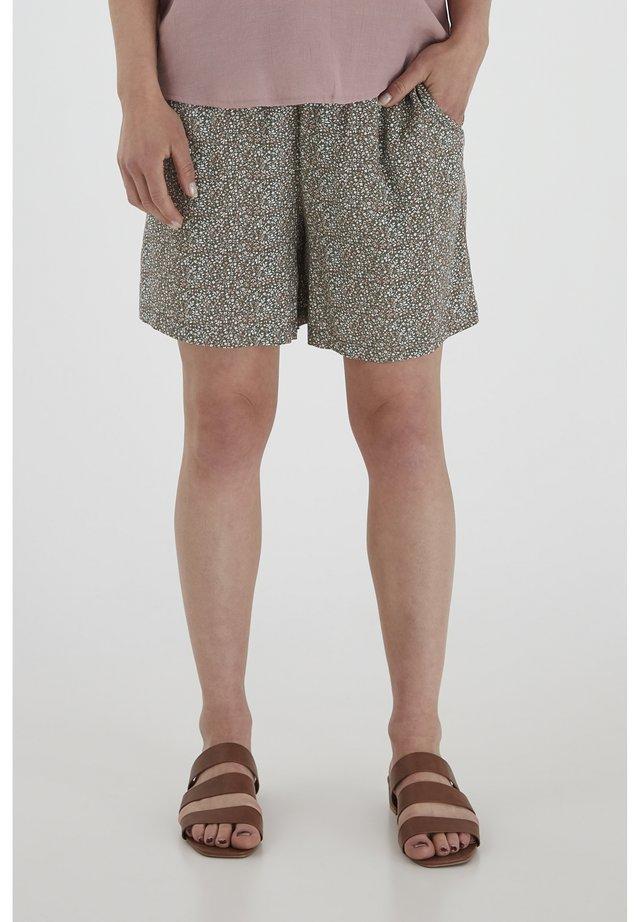 FXSUSUN 3 SHORTS - Shorts - hedge mix
