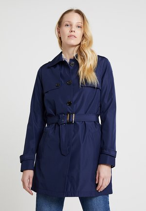 BATRENCH OUTERWEAR - Trenchcoat - maritime blue