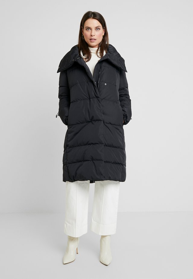 FRESWINTER OUTERWEAR - Wollmantel/klassischer Mantel - black