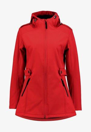 FRESOFT OUTERWEAR - Manteau classique - pompeian red