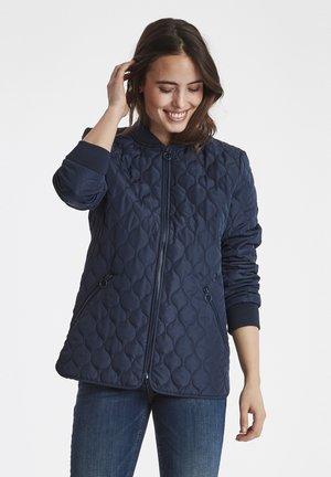FRHAQUILT  - Light jacket - dark peacoat