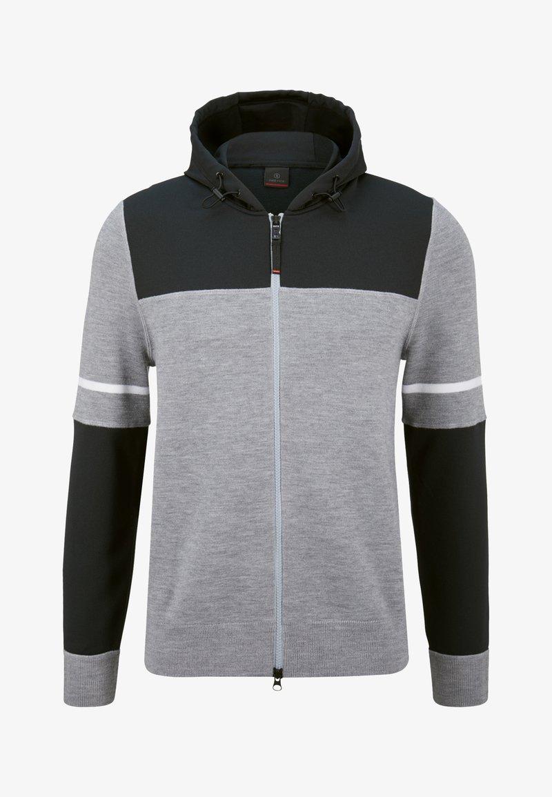 Bogner Fire + Ice - Zip-up hoodie - graying / black
