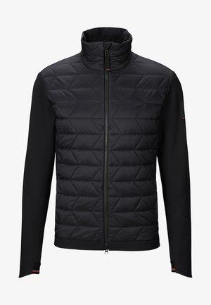 HYBRID-JACKE - Ski jas - black