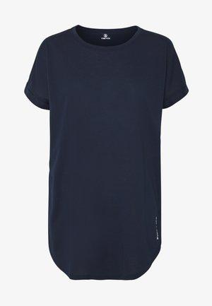 EVIE - T-Shirt basic - dark blue