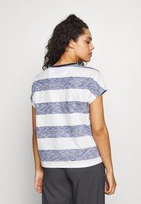 Bogner Fire + Ice - NALU - T-shirt z nadrukiem - dark blue - 2