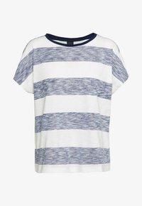 Bogner Fire + Ice - NALU - T-shirt z nadrukiem - dark blue - 4