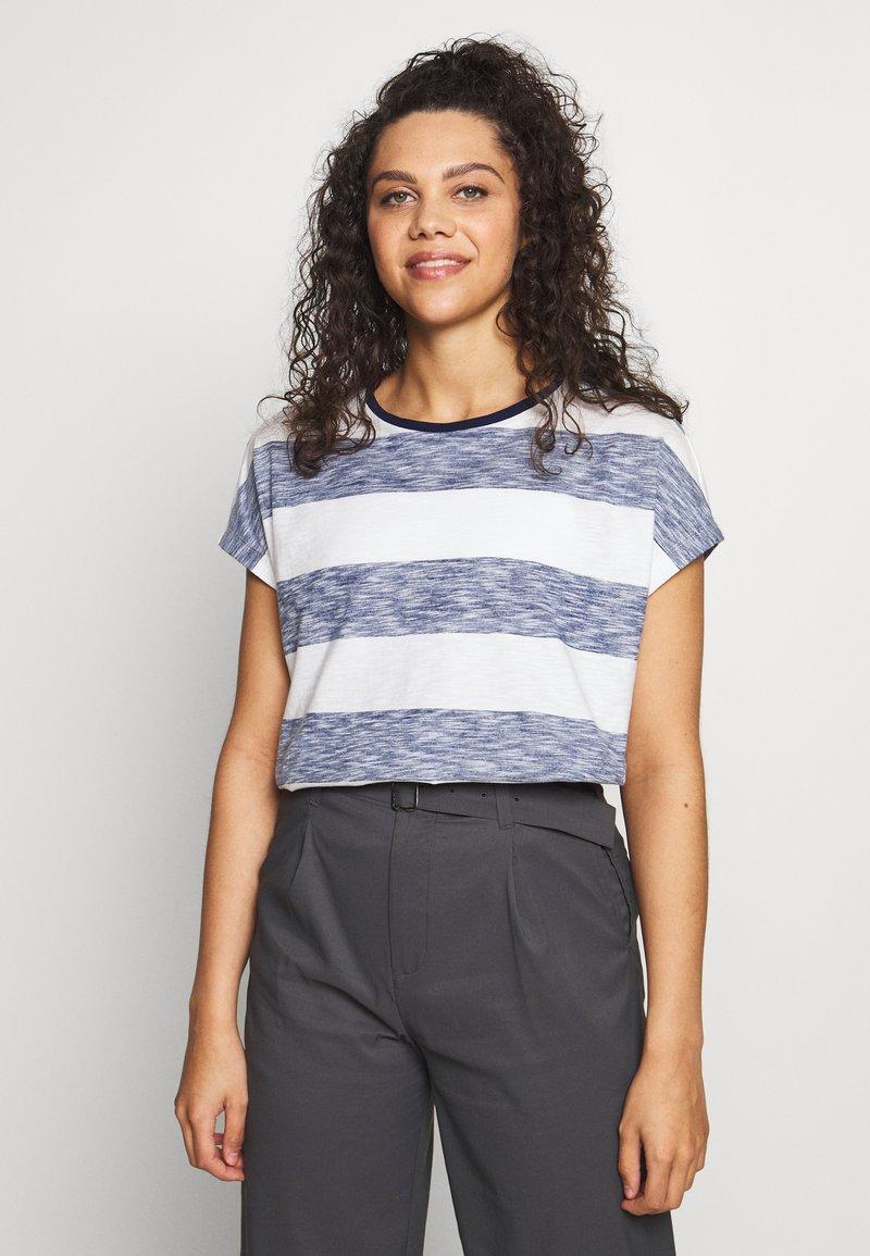 Bogner Fire + Ice - NALU - T-shirt z nadrukiem - dark blue