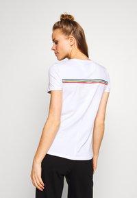 Bogner Fire + Ice - FATUA - T-shirt z nadrukiem - white - 2