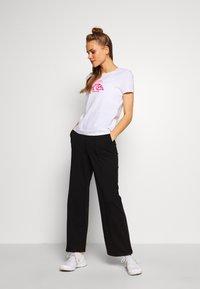 Bogner Fire + Ice - FATUA - T-shirt z nadrukiem - white - 1