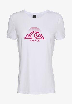FATUA - T-shirts print - white