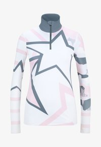 Bogner Fire + Ice - Longsleeve - off-white/pale pink/gray - 0