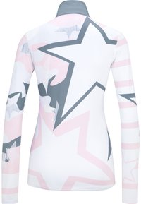 Bogner Fire + Ice - Longsleeve - off-white/pale pink/gray - 1