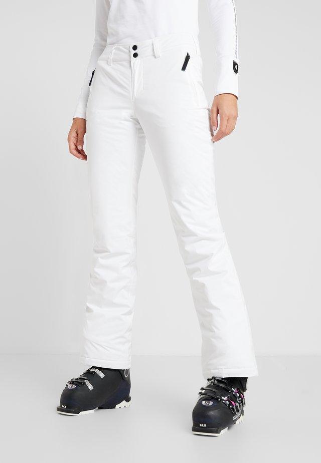 FELI - Zimní kalhoty - white