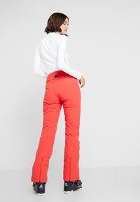 Bogner Fire + Ice - FELI - Snow pants - orange - 2