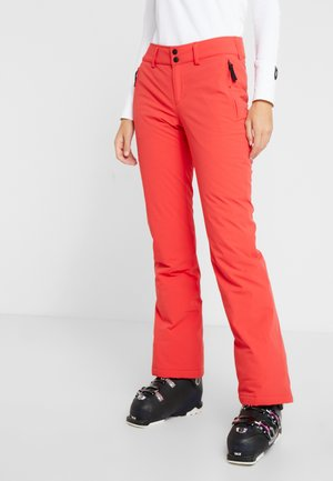 FELI - Snow pants - orange