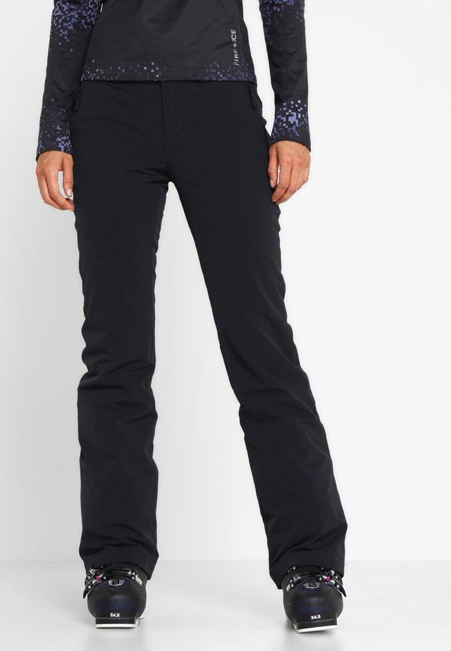 FELI - Zimní kalhoty - black