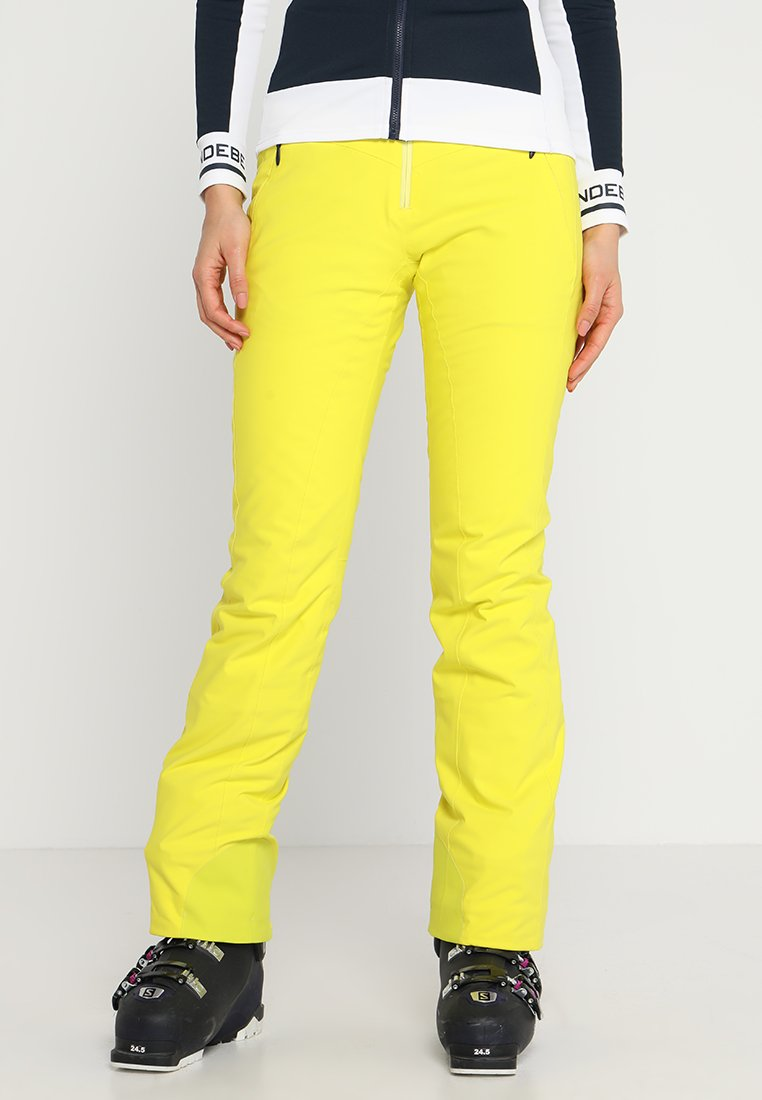 Bogner Fire + Ice - BORJA - Snow pants - yellow