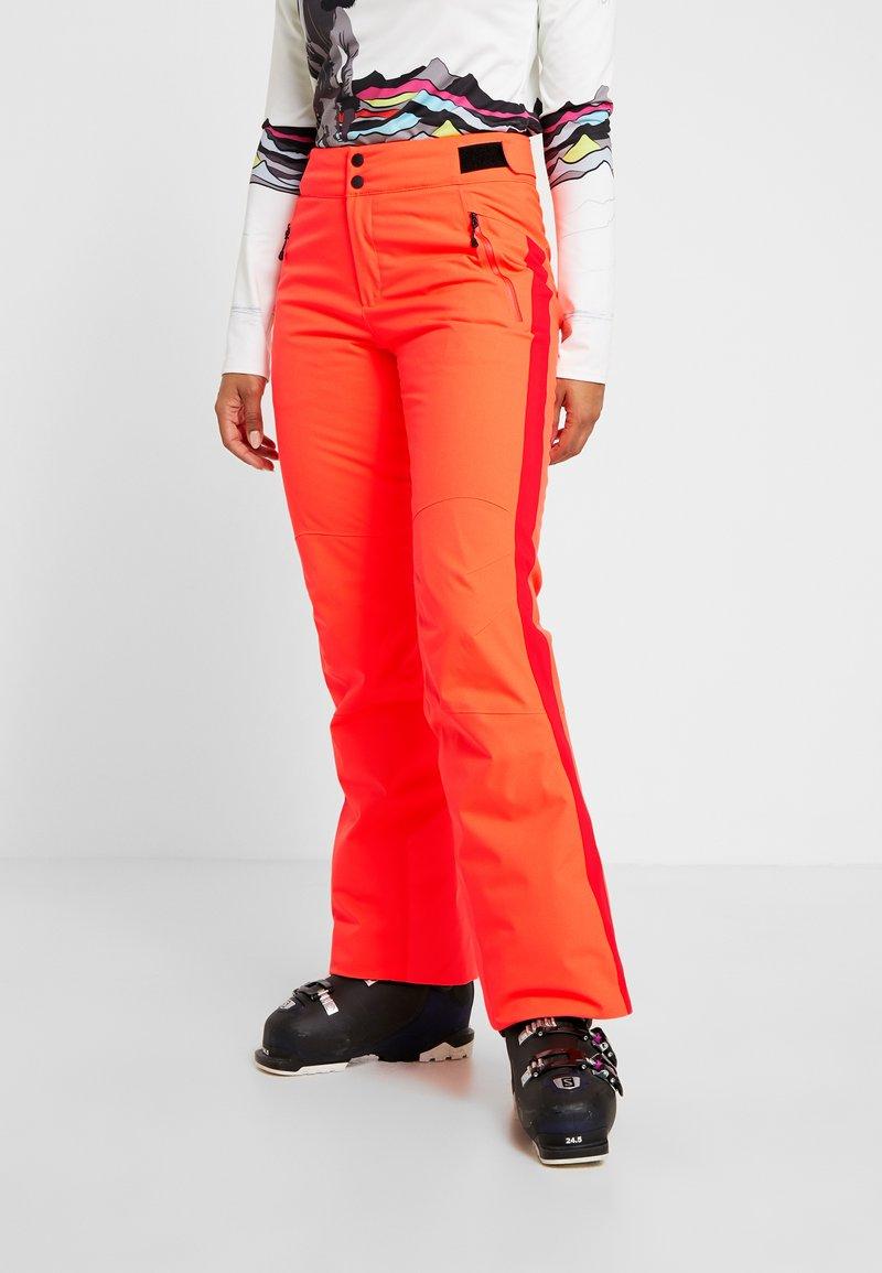 Bogner Fire + Ice - MAILA - Spodnie narciarskie - red