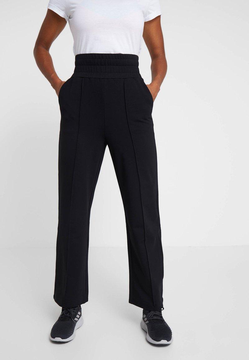 Bogner Fire + Ice - GINGER - Spodnie materiałowe - black