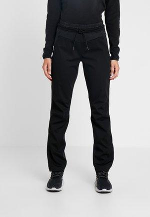 CHERYL - Spodnie materiałowe - black
