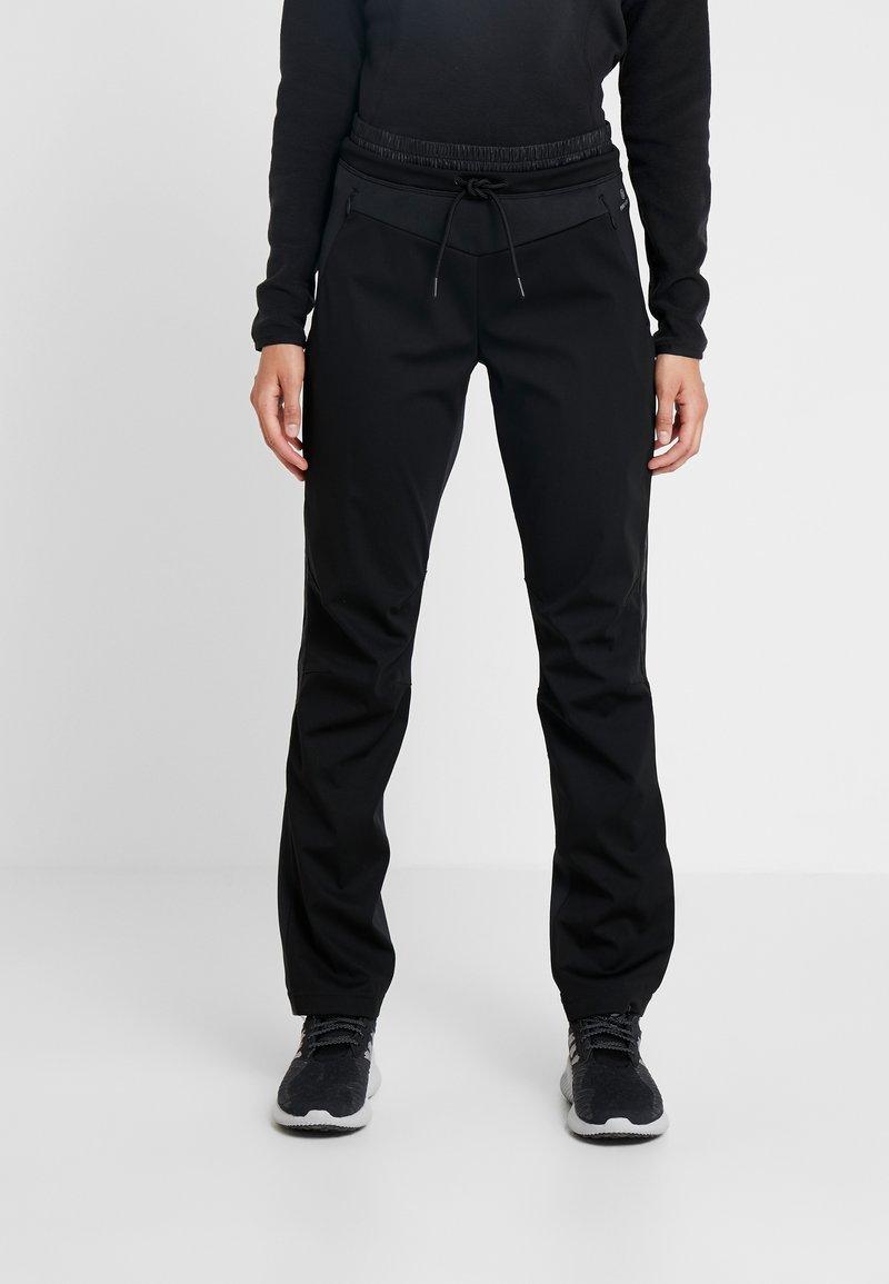 Bogner Fire + Ice - CHERYL - Spodnie materiałowe - black