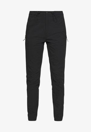 DEVON - Spodnie materiałowe - black
