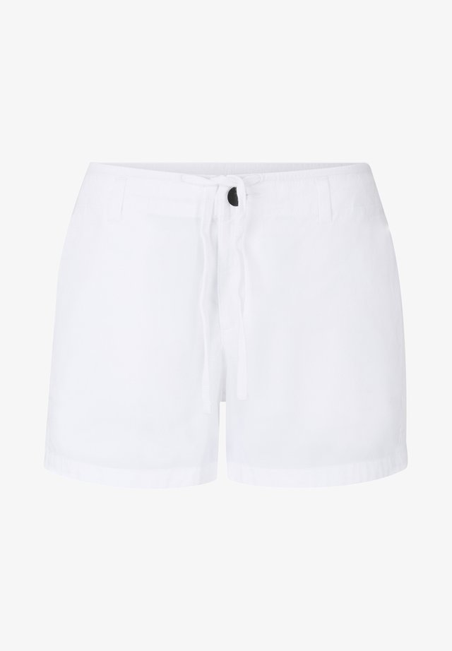 MERLA - kurze Sporthose - white