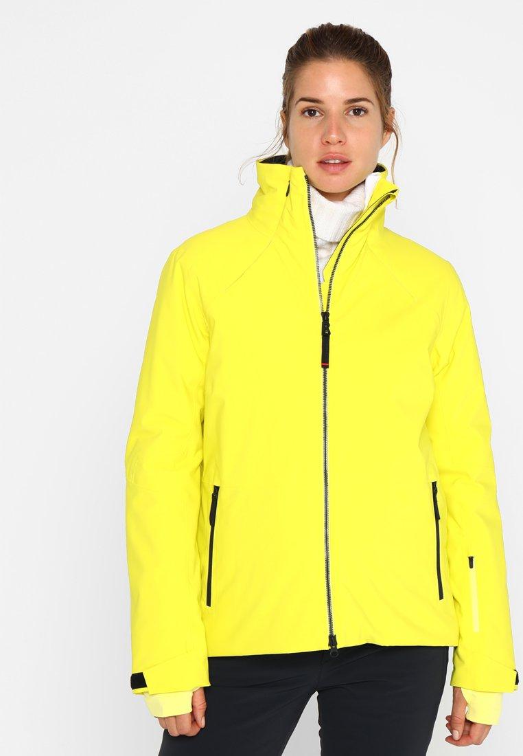 Bogner Fire + Ice - DANJA - Chaqueta de esquí - yellow