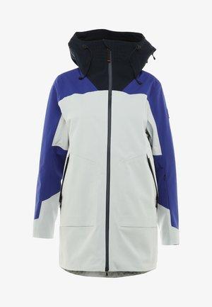 JOAN - Skijakke - white/purple
