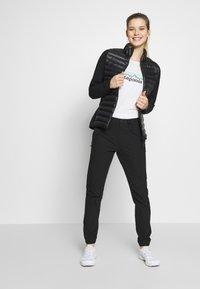 Bogner Fire + Ice - FABIENN - Gewatteerde jas - black/black - 1