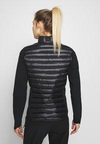 Bogner Fire + Ice - FABIENN - Gewatteerde jas - black/black - 2