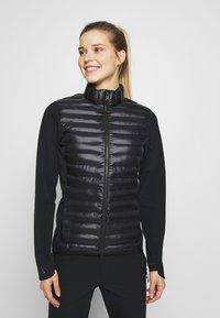 Bogner Fire + Ice - FABIENN - Gewatteerde jas - black/black - 0