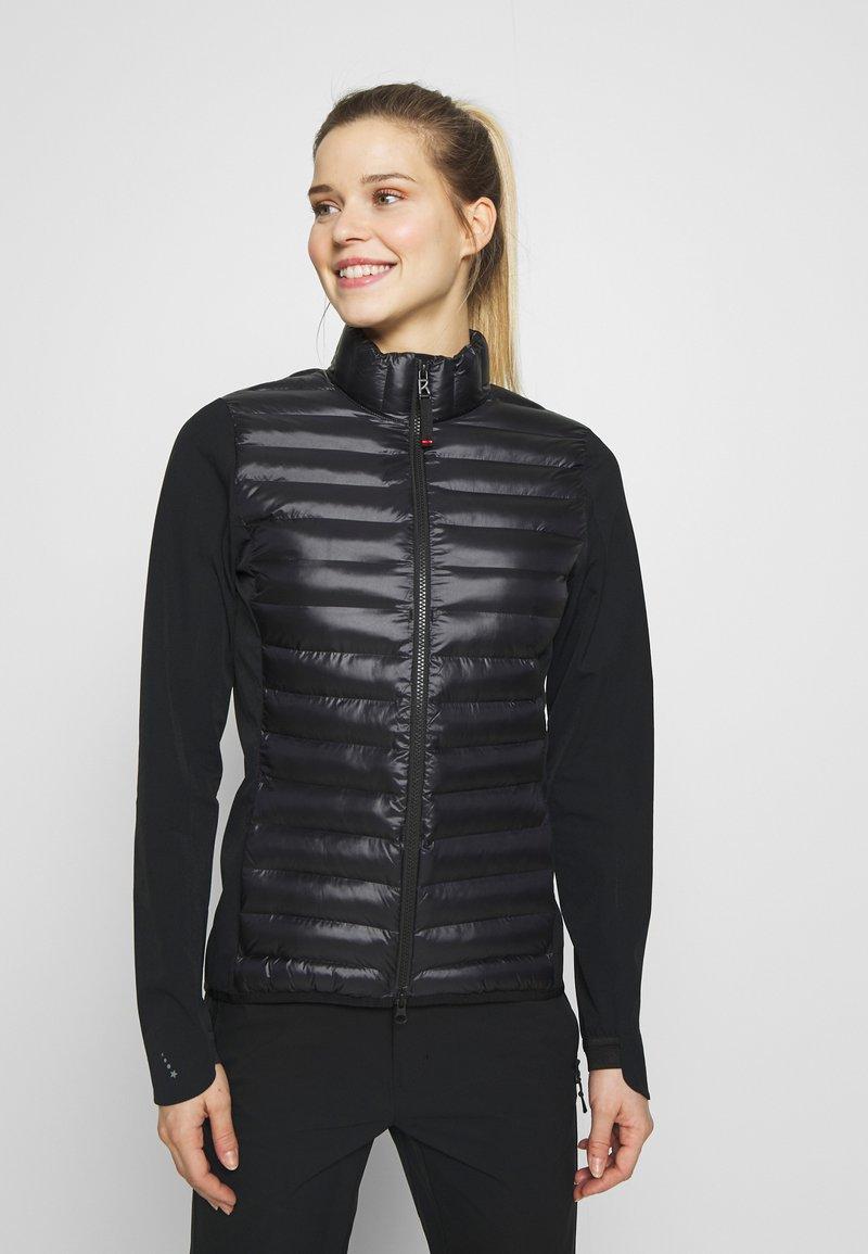 Bogner Fire + Ice - FABIENN - Gewatteerde jas - black/black