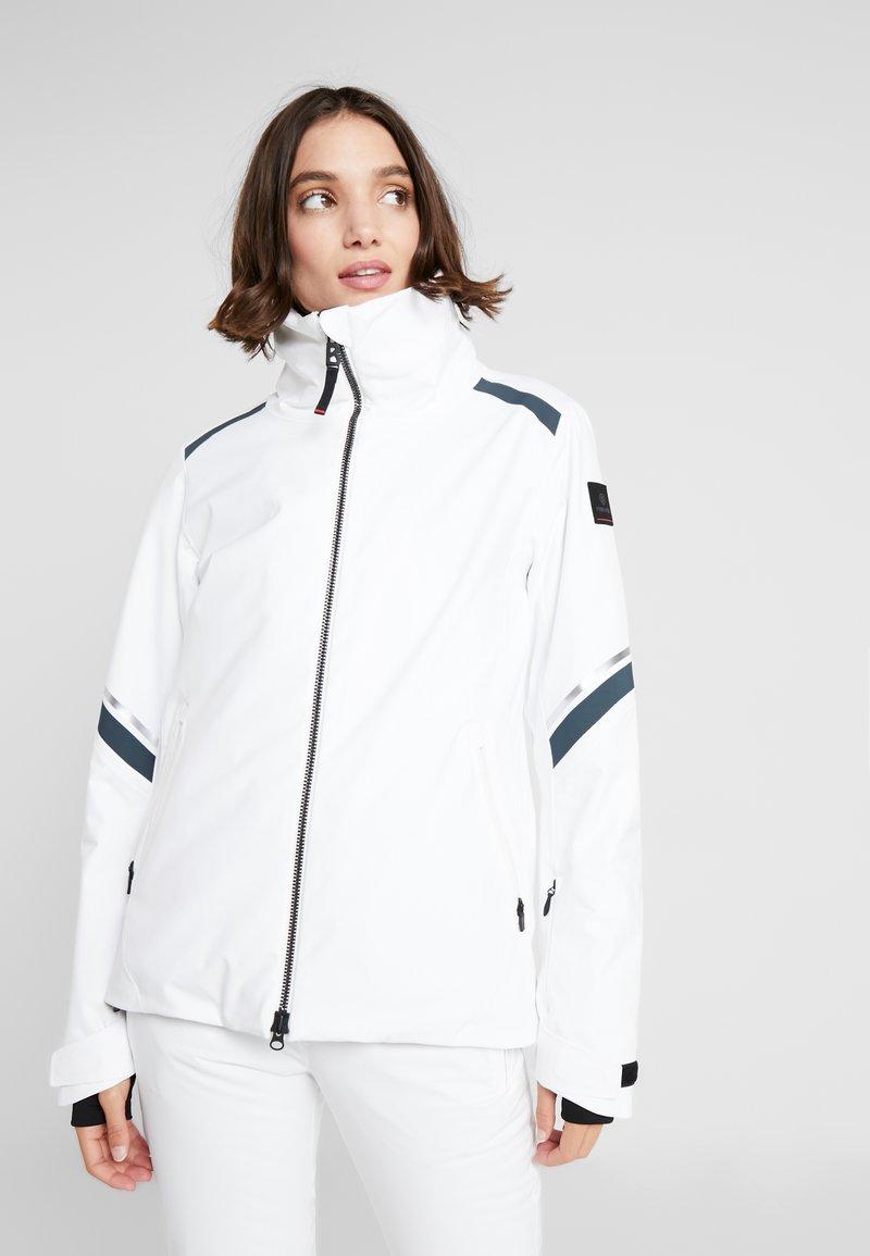 Bogner Fire + Ice - DOREN - Kurtka narciarska - white