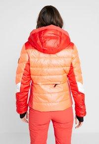 Bogner Fire + Ice - FARINA - Skijakke - orange/apricot - 2