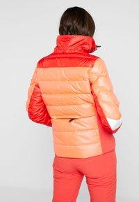 Bogner Fire + Ice - FARINA - Skijakke - orange/apricot - 3