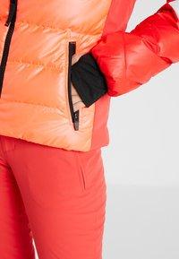 Bogner Fire + Ice - FARINA - Skijakke - orange/apricot - 5