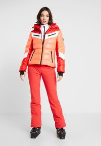 Bogner Fire + Ice - FARINA - Skijakke - orange/apricot - 1