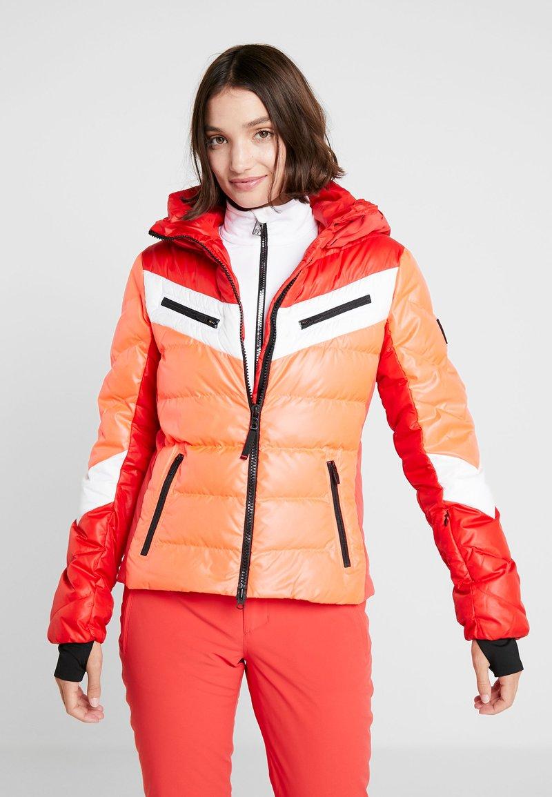 Bogner Fire + Ice - FARINA - Skijakke - orange/apricot