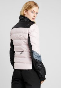 Bogner Fire + Ice - FARINA - Laskettelutakki - pink/black - 3