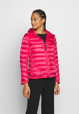ANKA-D - Gewatteerde jas - pink