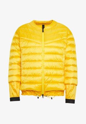 KAIA - Gewatteerde jas - yellow