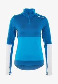 Bogner Fire + Ice - DELLA - Forro polar - blue/turquoise - 5